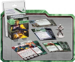 Star Wars: Imperial Assault - Agent Bossk Villain Pack